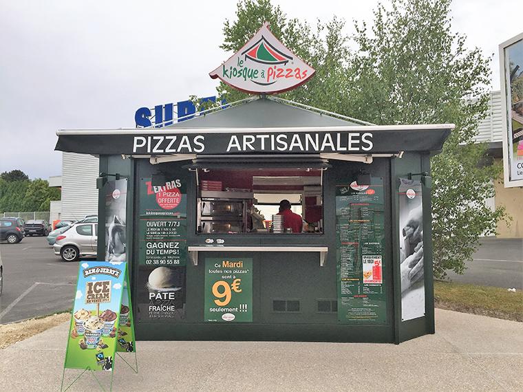 le kiosque 224 pizzas chalette sur loing pizza 224 emporter commande pizzas franchise pizza