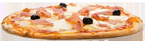 Les pizzas classiques