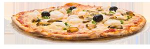 Les pizzas spéciales