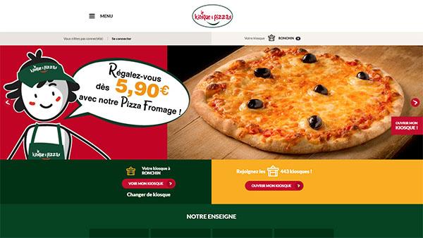 Pizzas A Emporter Partout En France